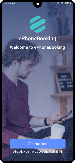ePhone Booking